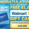 Walmart Gift Card Scam