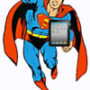 iPad 2 Versus Superman