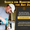 "Beware of Malicious Email – ""Easy and Affordable Handymen"""