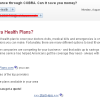 Cobra Health Insurance Spam Leads to Malicious Site