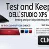Beware of the Free Dell Studio XPS Giveaway Scam