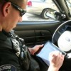 Police Vehicles Equipped with iPad Technology to Video Crime