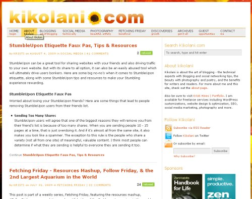 Shark Week – Kikolani and CornerScribe