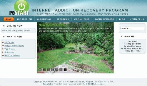 Internet Addiction Center Are You Kidding?