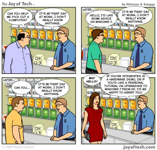 Best of Tech Support Humor 2009