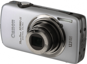 Canon PowerShot SD980 the Perfect Gift