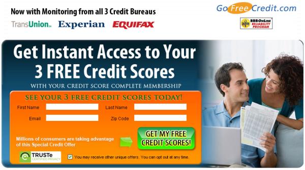 Is go free credit safe