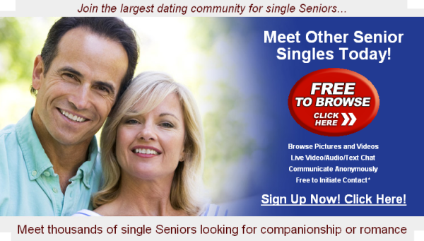 dating sites for seniors that are totally free money without