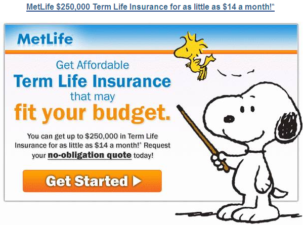 MetLife Phishing Scam