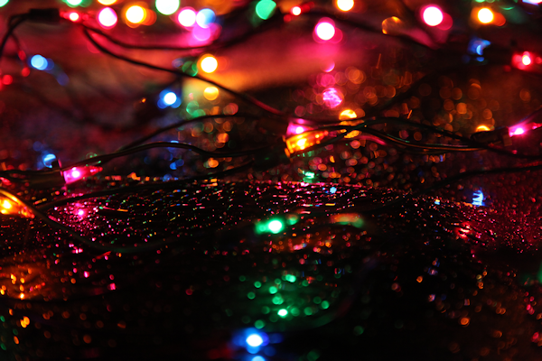 Could Your Christmas Lights Be Affecting Your Wi-Fi?