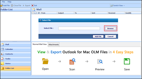 Add OLM File