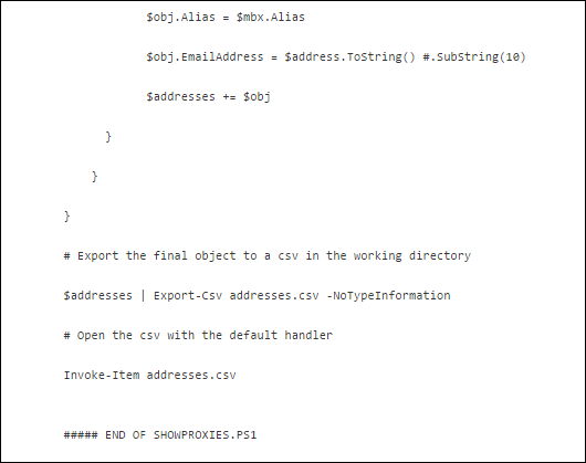 power shell commands to transfer exchange Online accounts