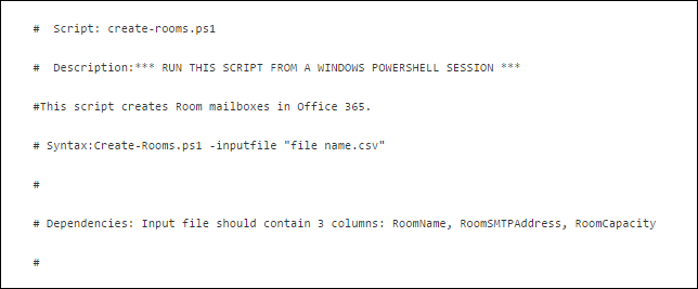 run the entire script